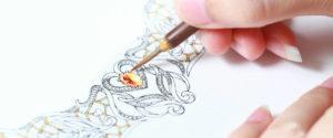 Horfes design biżuteria z bursztynem 02