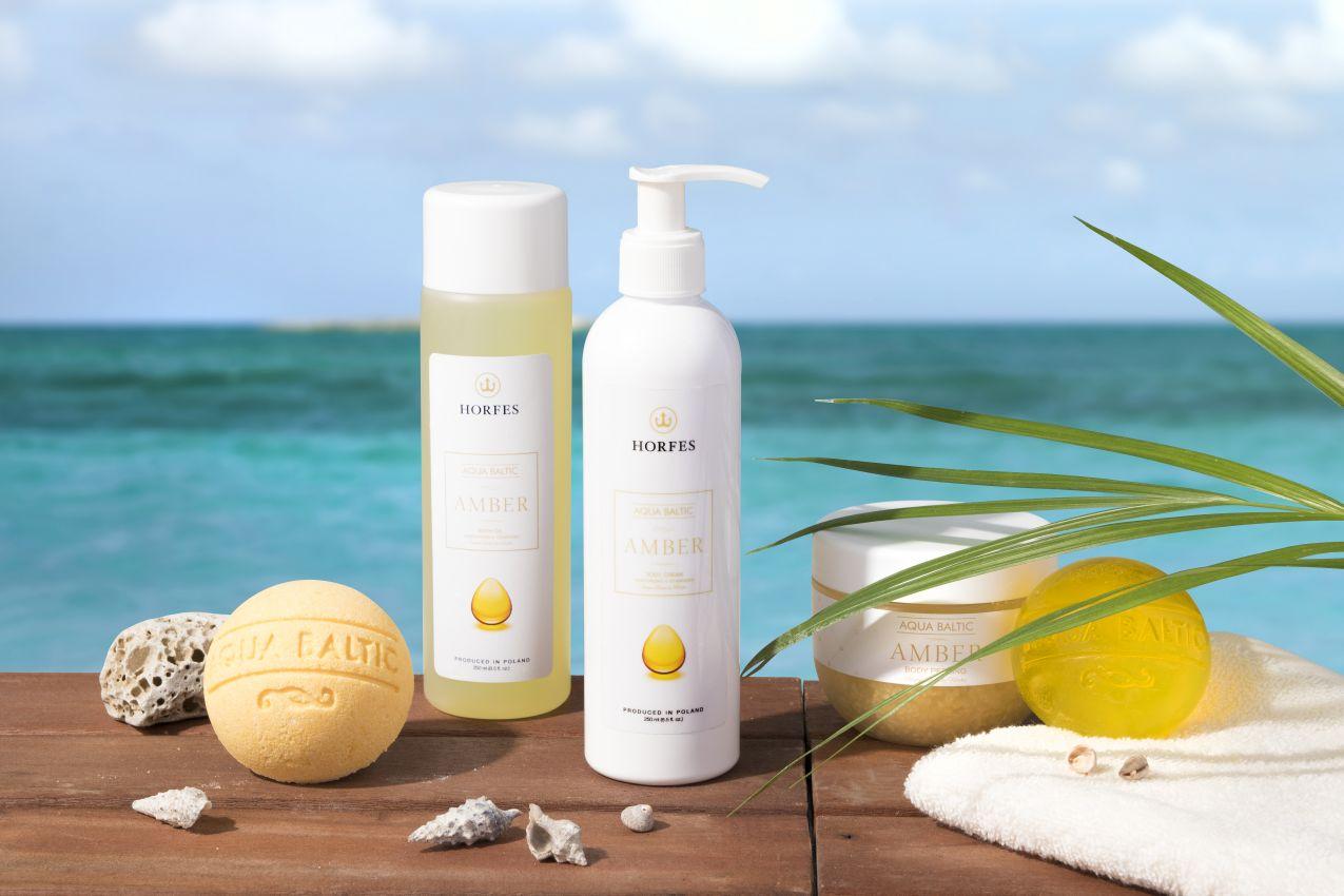 Aqua Baltic - kosmetyki z bursztynem